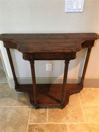 Guy  Chaddock console table, like new!