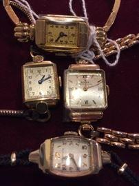 Ladies - Rolex, Tiffany & Co. , Longse