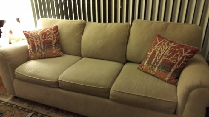 Bauhaus (Macy's) couch.  Great condition!