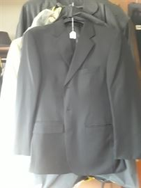 3 nice suits, Like new condition. Mens size small, 30w