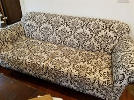 This is one an lovely sofa and very comfortable.