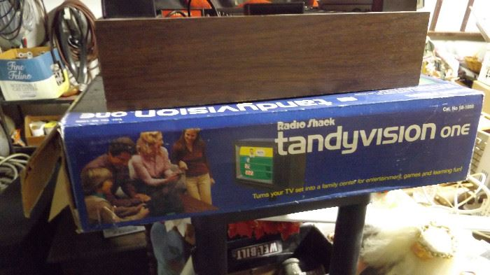 Tandyvision one by intellivision