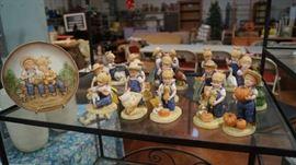 Denim Days figurines