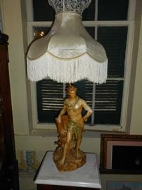 Signed Lamp