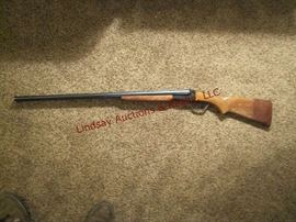 "Sears Mod 101.7 12 ga SxS Shotgun 30"" brl 2 3/4"" Ser# None 87%"
