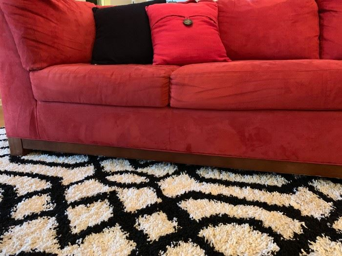 Couch detail