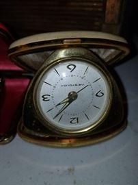 Westclox Travel Clock