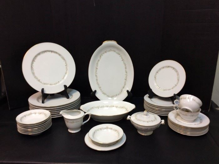 EB206G Sango Fine China Dinnerware Set