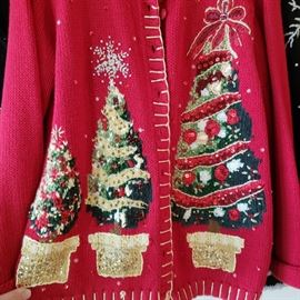 Christmas sweaters