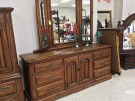 Matching dresser to chest and armoire