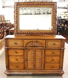 5 Piece Contemporary Pine King Bedroom Set  Located Inside – Auction Estimate $400-$800