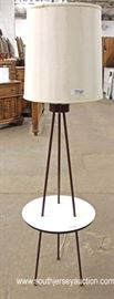 Mid Century Modern Lamp  Located Inside –Auction Estimate $100-$200
