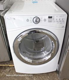 Whirlpool Duet Steam Front Loader Gas Dryer  Located Inside – Auction Estimate $100-$300