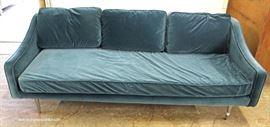 Modern Design Sofa  Located Inside – Auction Estimate $200-$400