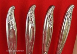Selection of Silver Plate Flatware  Located Inside – Auction Estimate $20-$50