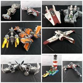 Collage Lego