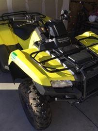 2018 Honda ATV