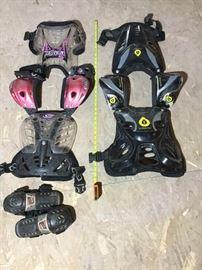 Motocross Vests, his hers