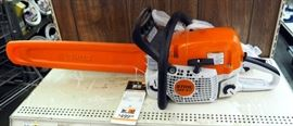 """Stihl MS 311 Chainsaw, Gas Powered, 20"""" Bar, Includes Operator Manual, New"""
