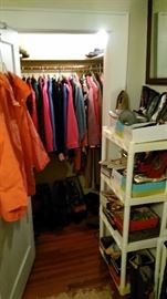 Women's clothing and more shoes