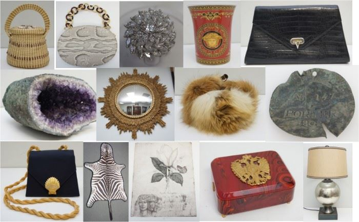 Some of the auction highlights