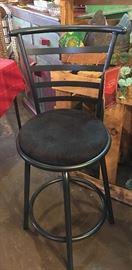 "New 24"" H bar stool"