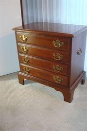 Hooker four drawer chest.