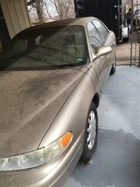 2002 Buick Century - 68,547 miles, Color is Pewter, like new tires, one owner, no smokers, no pets