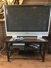 "Panasonic plasma TV, 2006 Model, 42"" screen"