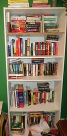 there are LOADS of books in this house!
