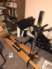 EXERCISE EQUIPMENT-NORDICTRACK EXCEL SKI MACHINE