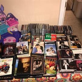 CDS / DVDS