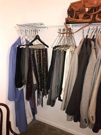 MEN'S CLOTHING / TIES