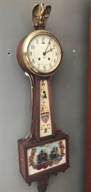 Tiffany Banjo Clock