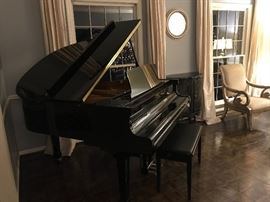 Recently Tuned Henry F. Miller Piano