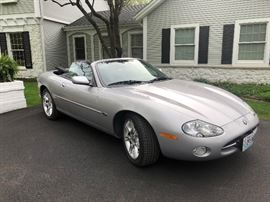 2001 Jaguar