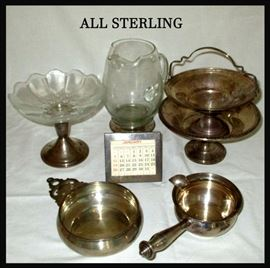 All Sterling Pieces