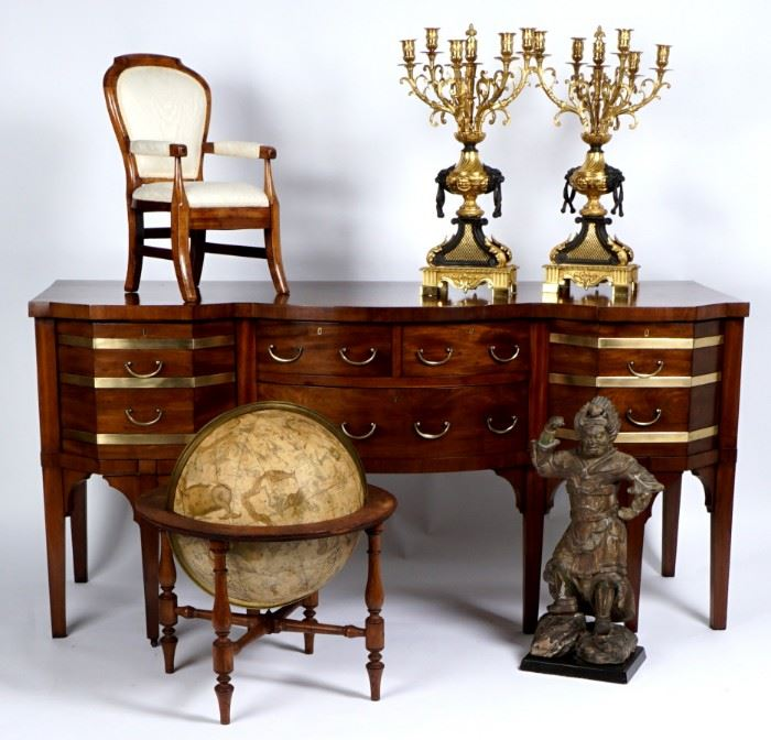 European and Early American Fine Furnishings