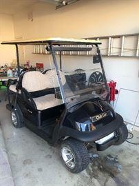 2009 Club Car Precedent Electric Golf Cart