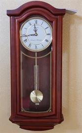Seiko Westminster-Whittington Wall Clock