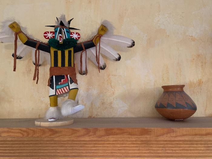 Authentic Navajo Kachinas