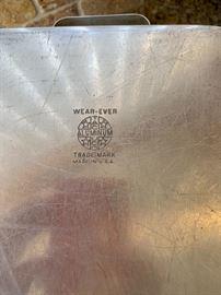 Wear-Ever Aluminum  Roaster