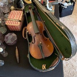 Violin Antonius Stradivarius Czechoslovakia COPY