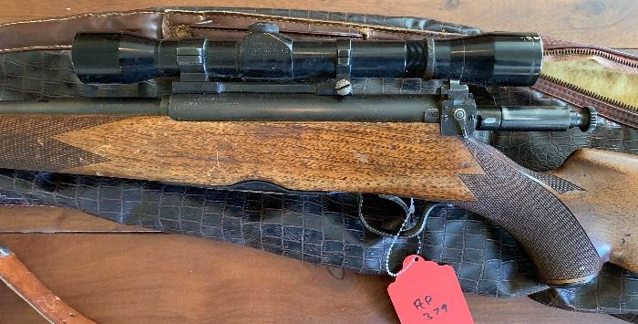Savage Super-Sporter 30-06 Springfield w/ Lyman All American 4x Scope	 (Will Need ID For Gun Purchased)