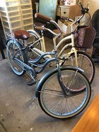 ▪Micargi Tahiti Cruiser Bike  ▪Gama Bike Custom Cruiser