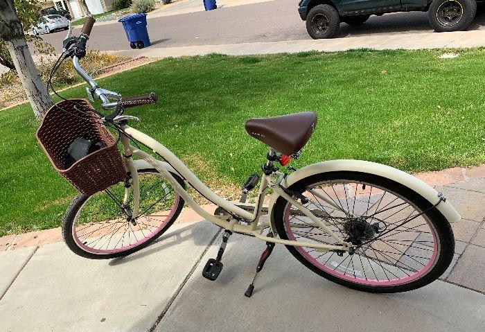 Gama Bike Custom Cruiser