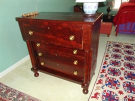 John Needles chest of drawers.  Early 1800's.