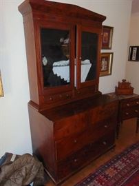 John Needle secretary.  Famous Baltimore craftsman.  Circa 1820.