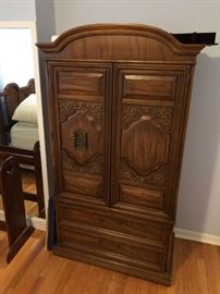 armoire smaller nice size one