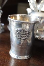 Sterling Trophy Cup